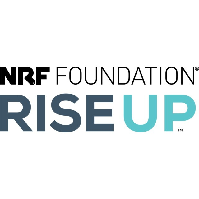 logo of NRF Foundation Rise Up for Goodwill Central Oklahoma