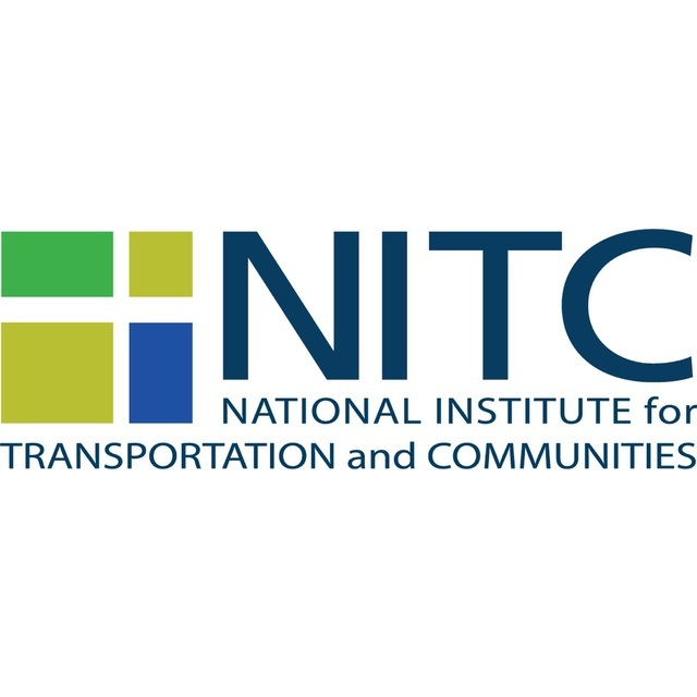 avatar for National Institute for Transportation and Communities