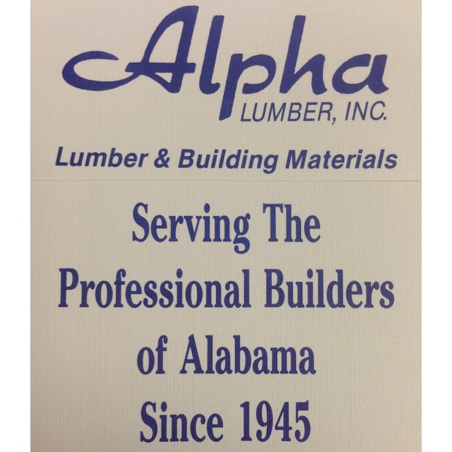 avatar for Alpha Lumber