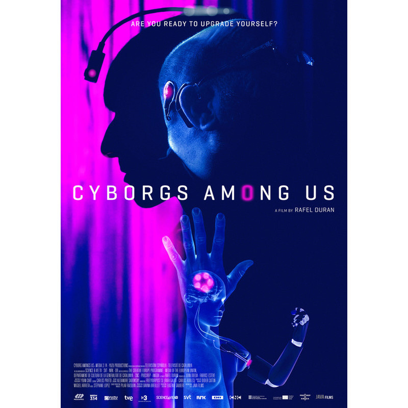 avatar for Cyborgs Among Us (76 min) Rafel Duran Torrent, dir.