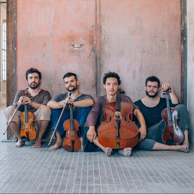 avatar for aupaQUARTET