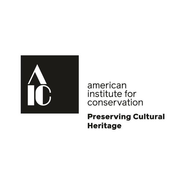 avatar for American Institute for Conservation (AIC)