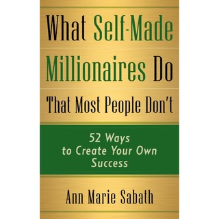 avatar for What Self-Made Millionaires Do That Most People Don't