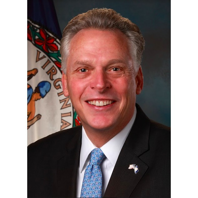 avatar for Governor Terry McAuliffe