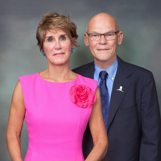 avatar for Mary Matalin and James Carville