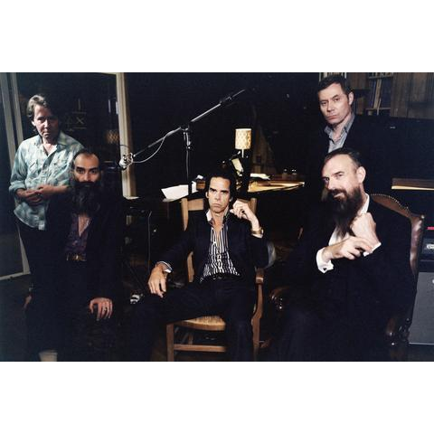 avatar for Nick Cave and the Bad Seeds
