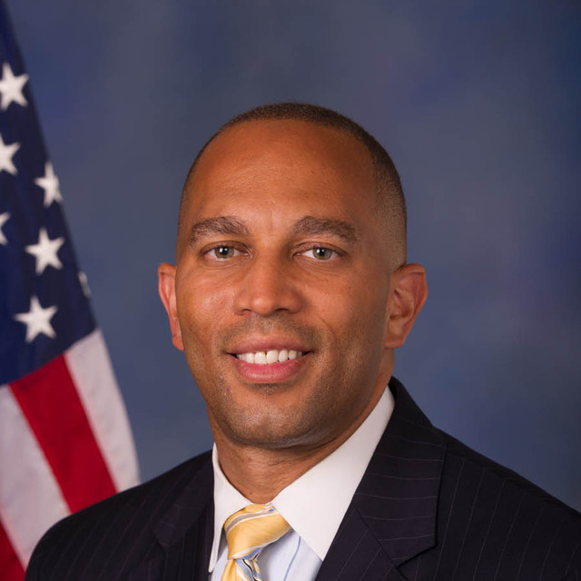 avatar for Congressman Hakeem Jeffries