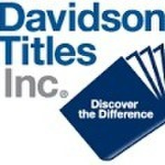 avatar for Davidson Titles, Inc.