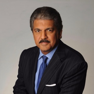 avatar for Anand G. Mahindra