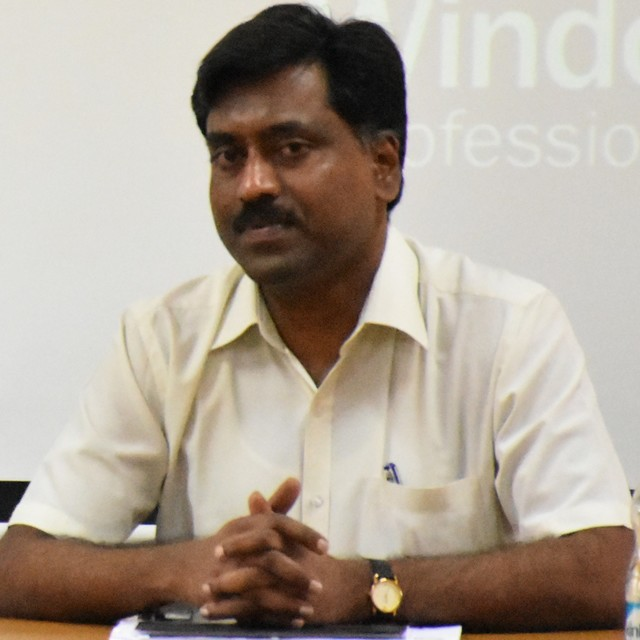 avatar for Dr. Saravanan Raj