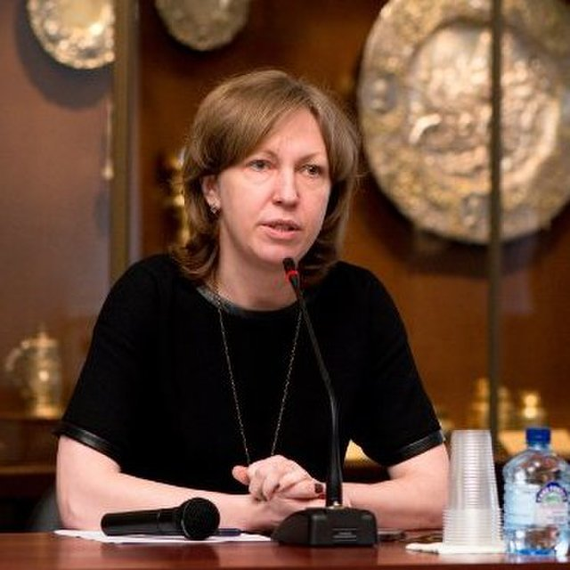 avatar for Svetlana  Kostanyan