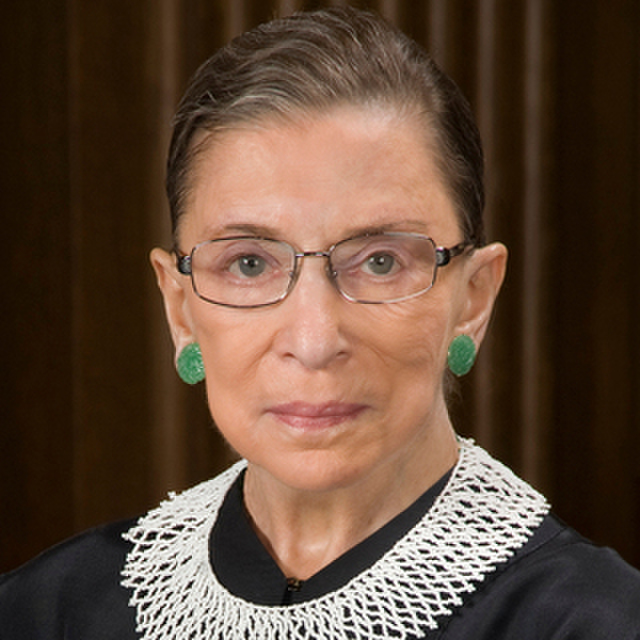 avatar for Ruth Bader Ginsburg