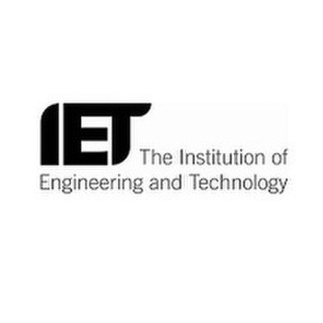 avatar for Institution of Engineering & Technology