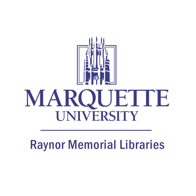 avatar for Raynor Memorial Libraries, Marquette University