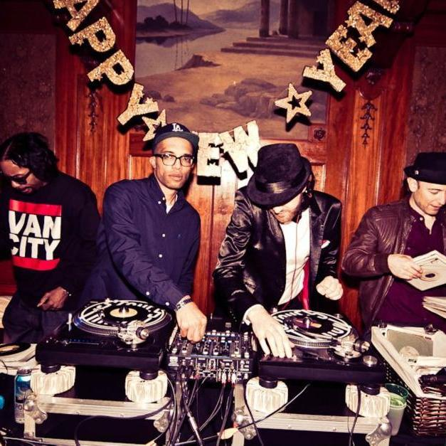 avatar for Funkmosphere Party w/ DJs Dam-Funk, Peanut Butter Wolf and J Rocc