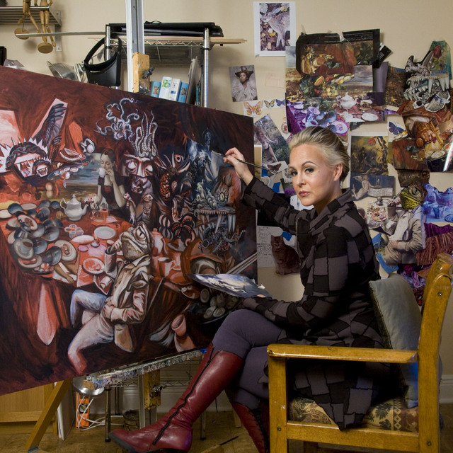 avatar for Carrie Ann Baade
