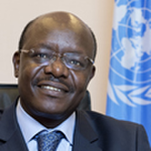 avatar for Dr. Mukhisa Kituyi