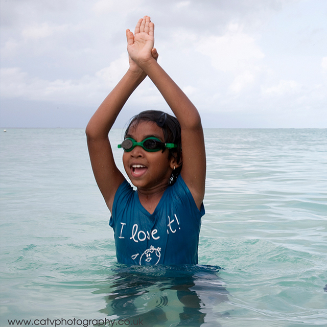avatar for Sink or Swim, Learning the Crawl in the Maldives