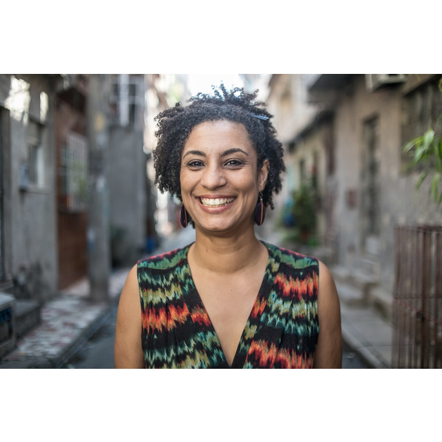 avatar for Marielle Franco