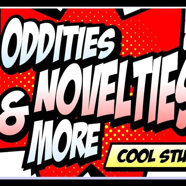 avatar for Oddities Novelties & More
