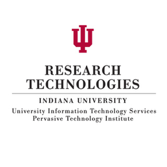 avatar for Research Technologies - Pervasive Technology Institute