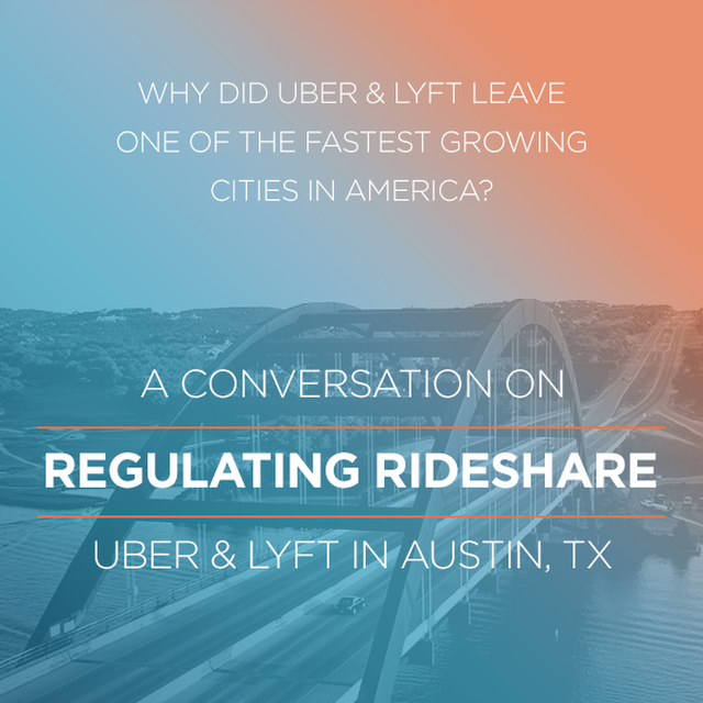 avatar for Regulating Rideshare: Uber and Lyft in Austin TX