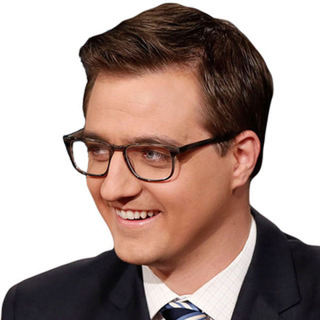 avatar for Chris Hayes
