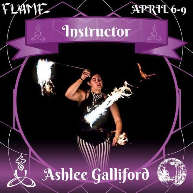 avatar for Ashlee Galliford