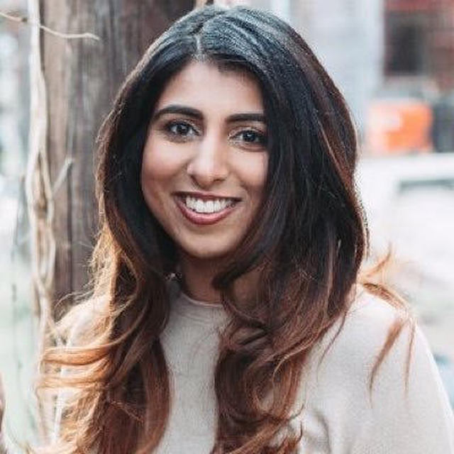 avatar for Michelle Noorali