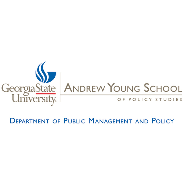avatar for Georgia State University - Andrew Young School of Policy Studies (Department of Public Management and Policy)