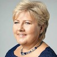 avatar for Erna Solberg