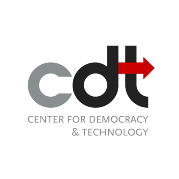 avatar for Center for Democracy & Technology