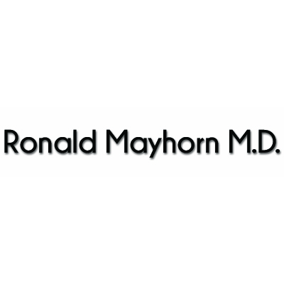 avatar for Ronald Mayhorn M.D.