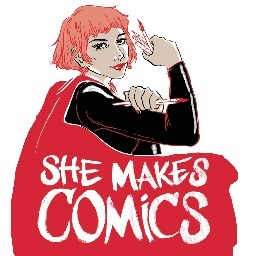 avatar for She Makes Comics