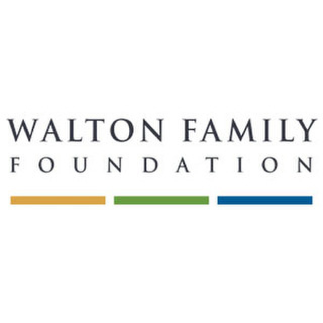 avatar for Walton Family Foundation