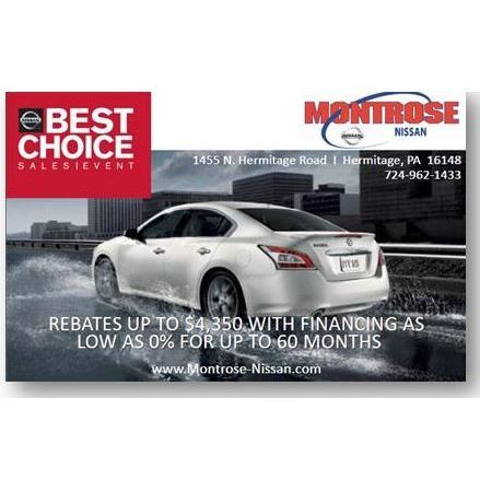avatar for Montrose Nissan