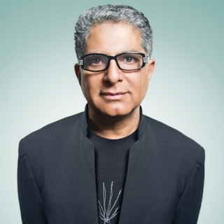 avatar for Deepak Chopra