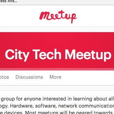 avatar for City Tech Meetup