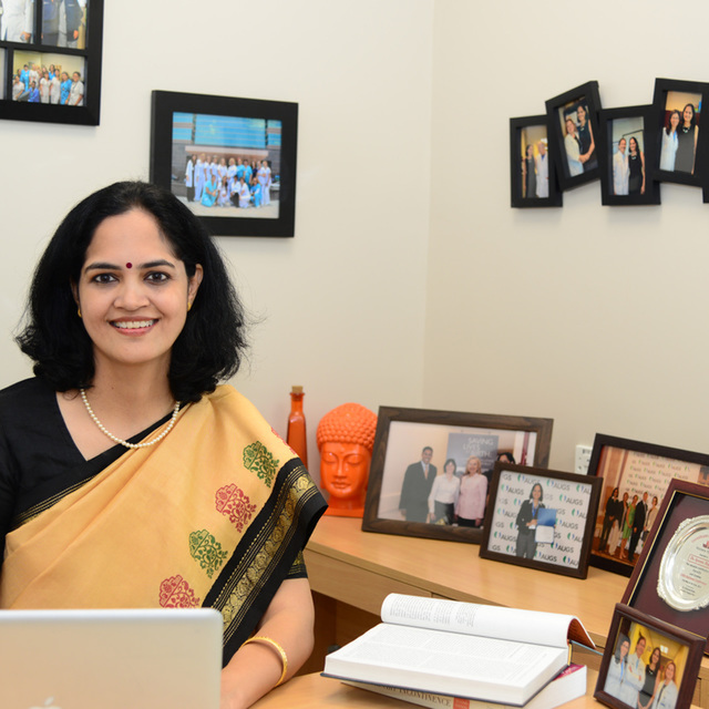 avatar for Dr. Aparna Hegde