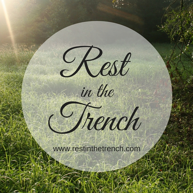 avatar for Rest in the Trench - Encouragement for Moms