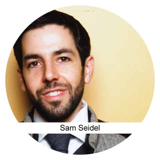 avatar for Sam Seidel