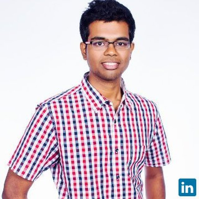 avatar for Jagadish Venkatraman