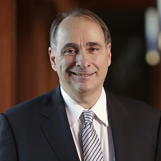 avatar for David Axelrod