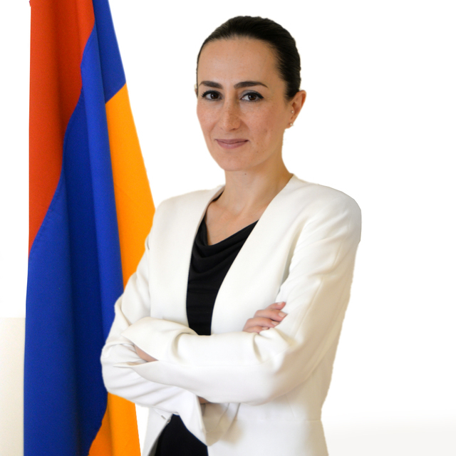 avatar for Irina Ghaplanyan
