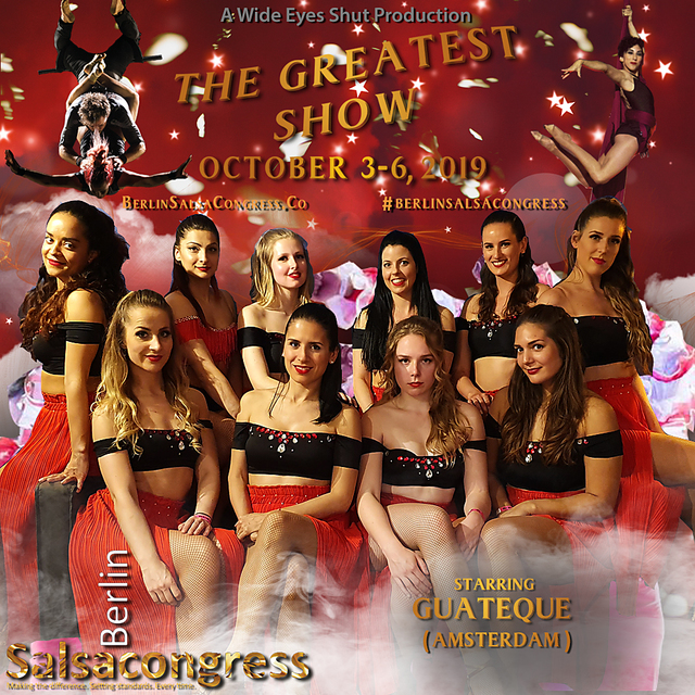 avatar for Guateque Ladies Team (Amsterdam)