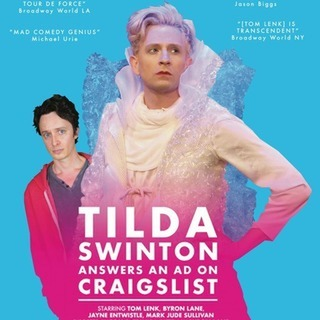 avatar for Tilda Swinton Answers An Ad On Craigslist