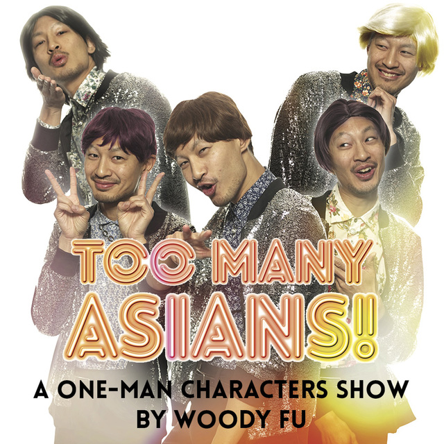 avatar for Too Many Asians!