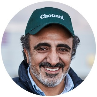 avatar for Hamdi Ulukaya