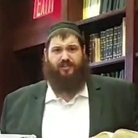 avatar for Rabbi Mendel Blau