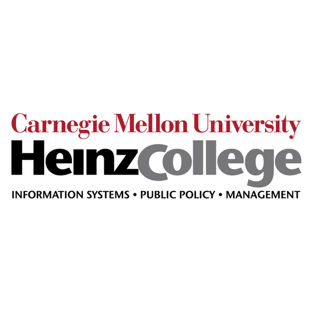 avatar for Carnegie Mellon University Heinz College